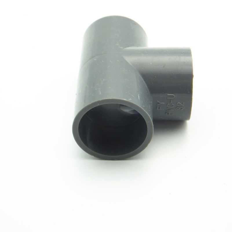 20 مللي متر ID تكافؤ المحملة PVC أنبوب مشترك وصلة أنابيب المياه محول موصل ل حديقة نظام الري DIY