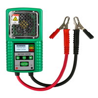 3 in 1 Battery Tester Traction/Power Starting Battery Tester Charge System Test for UPS/Solar Energy/Marine Battery 6V/12V DC
