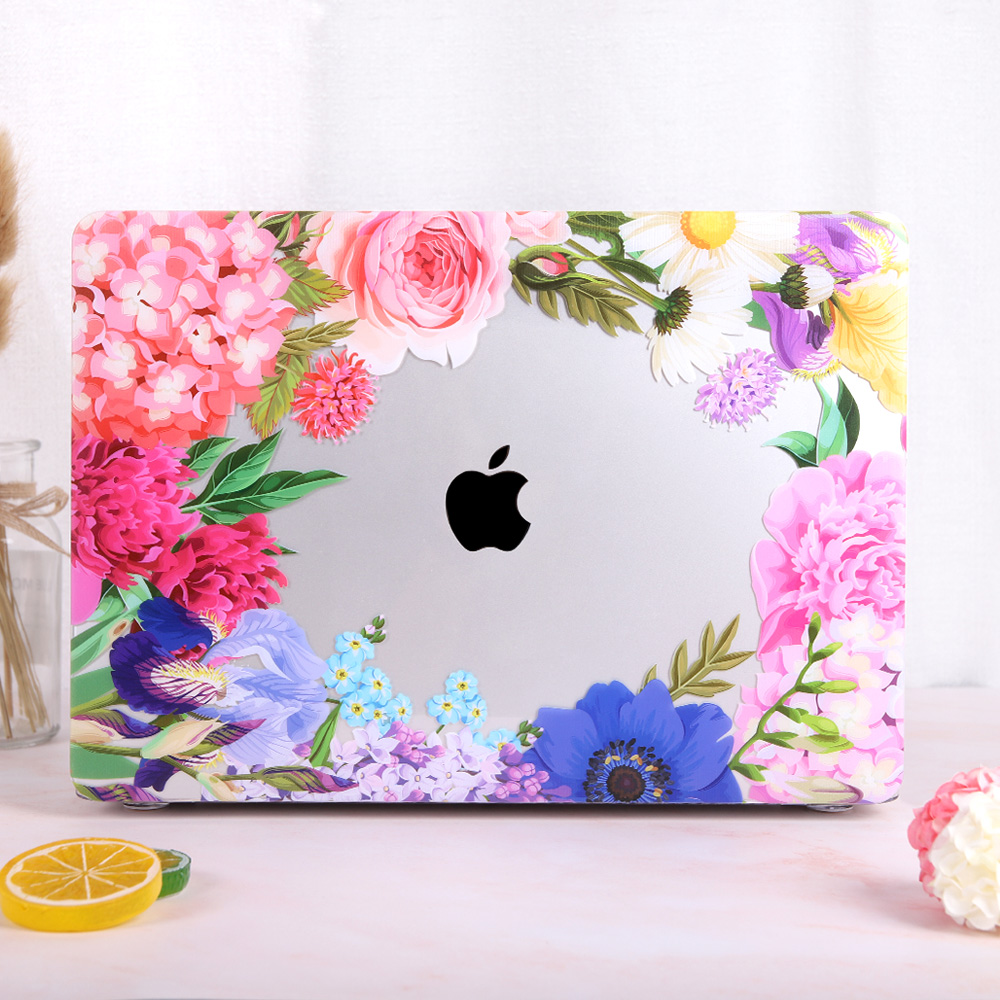 Floral Case for MacBook 149