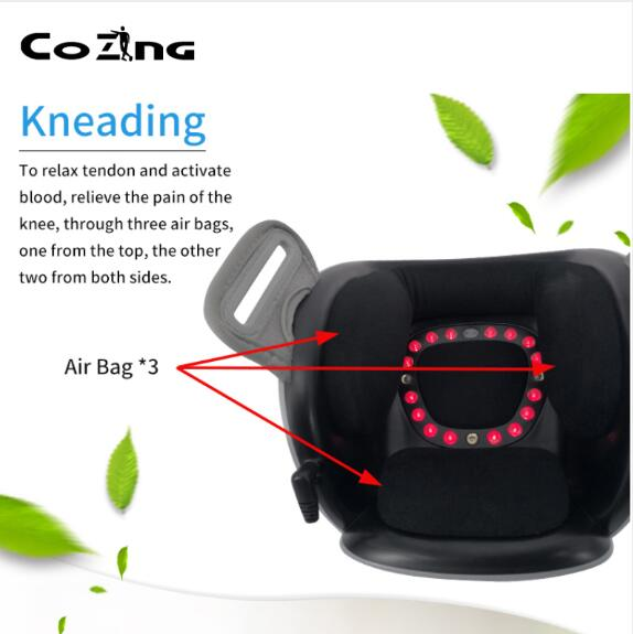 808 nm cold laser therapy Far infrared light therapy device treatment knee Arthritis electronic massage leajoy gm 006 5pcs set tension resistance fitness band