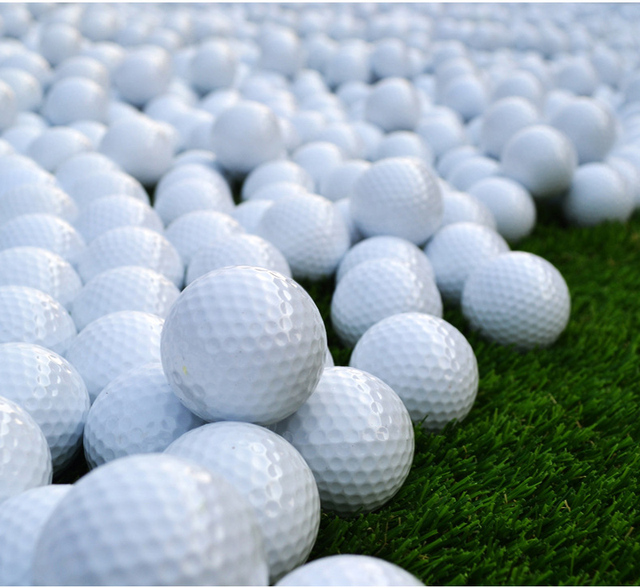 Aliexpress.com : Buy 10pcs/lot Golf Ball Portable Indoor Outdoor ...