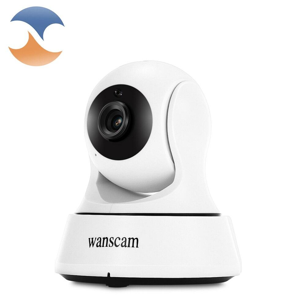 bilder für Wanscam Drahtlose Mini-ip-kamera WIFI 720 P Nachtsicht Cctv-kamera Home Security Überwachungskamera-baby-monitor