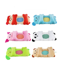 Newborn Animal Shape Pillow Baby Stereotypes Pillow Baby Portable Adjustable Pillow Baby Neck Pillow 0-24 Months Baby Pillow