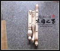 Dongyang wood wood furniture foot cabinet foot table sofa foot coffee table bathroom feet European style furniture