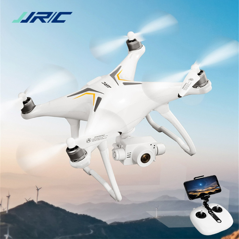 JJRC X6 Aircus 5G WIFI FPV Double GPS 1080P Wide Angle Camera Self-Stabilizing Gimbal  Altitude Mode RC Drone Quadcopter RTF