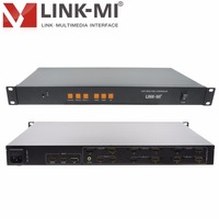 LINK MI LM TV09 4K2k Full HD Video Processor 3x3 Video Wall Controller For LCD LED