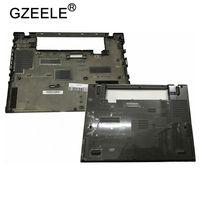 GZEELE new Laptop case for Lenovo for Thinkpad T450S Bottom Case Base Cover 00PA886 AM0TW000100 W/Dock Lower Case BLACK