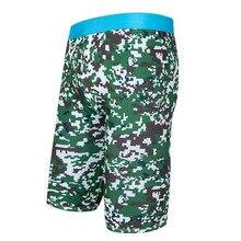 New Long Men Male Beach Sport Swim Pool Swimming Bathing Trunks Briefs Shorts Swimwear Suit Swimsuit Pants maillot de bain homme