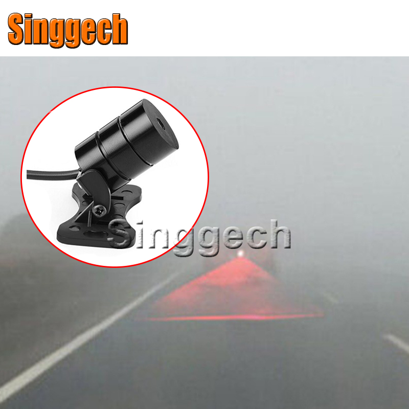 1X Car Red Laser Tail Fog Light For Chevrolet Cruze Aveo Captiva Lacetti TRAX Sail Epica For Acura MDX RDX TSX