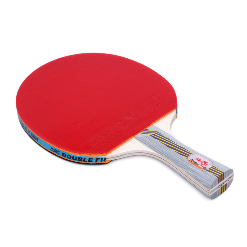 Double fish 4D C 4D E table tennis 7layers pure wood rackets racquet bat  fast attack loop for amateur entertain players with bag|table tennis|double  fishwooden rackets - AliExpress