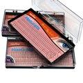 NAVINA D-Curl 0.12mm de espessura 102 Tiras Individuais de Cílios Falsos Falso Cílios Extension Tiras 8mm/10mm/12mm Não Knot