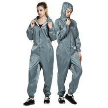Anti-Static Dust-Proof Unisex Protective Coverall