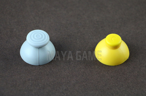 Image 3 - OCGAME 500PCS/LOT new Analog left and right joystick Stick Cap Replacement for NGC Gamecube controller (B)