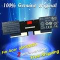 Envío libre 4icp4/67/90 ap12b3f batería original del ordenador portátil para acer aspire s5 s5-391 series 14.8 v 2310 mah 34wh