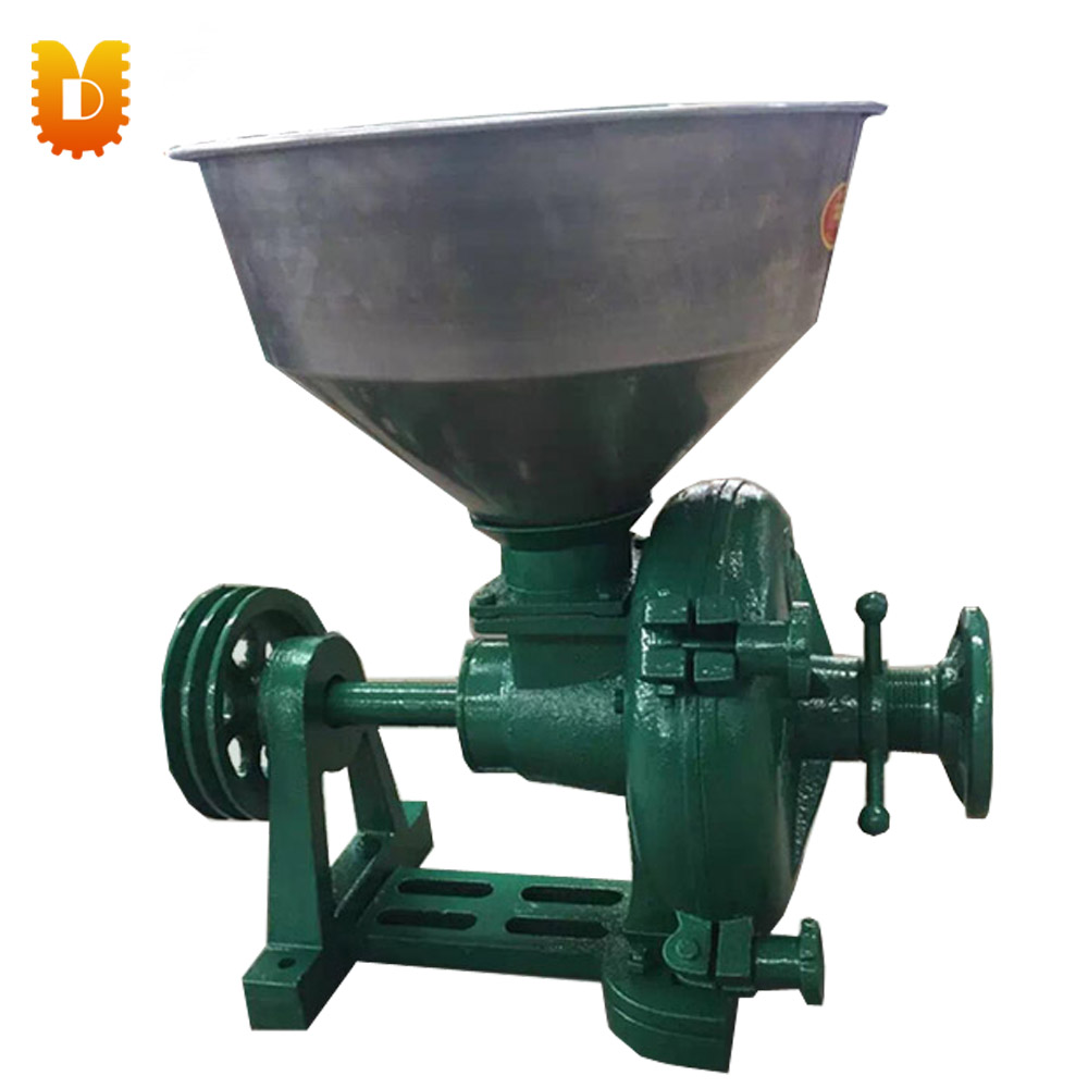 UDMJ-260 high capacity sesame and peanut sauce maker/grinding machine/crusher machine(without motor) poultry feed grinding mill machine fodder straw grain corn crusher machine with motor