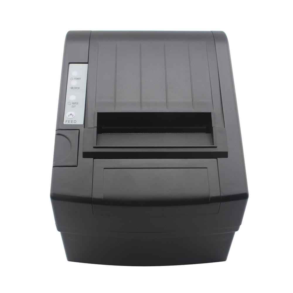 8220S 80mm Thermal Receipt Printer with USB + SERIAL Interface 80mm Thermal USB  printer For POS Machine e488 thermal panel printer with serial interface mini pos printer embedded printing machine