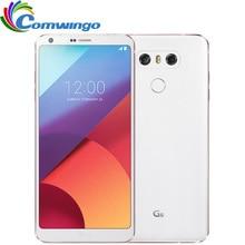 Original Unlocked LG G6 RAM 4G ROM 32G Quad-core 13MP 5.7'' Snapdragon 821 Singl