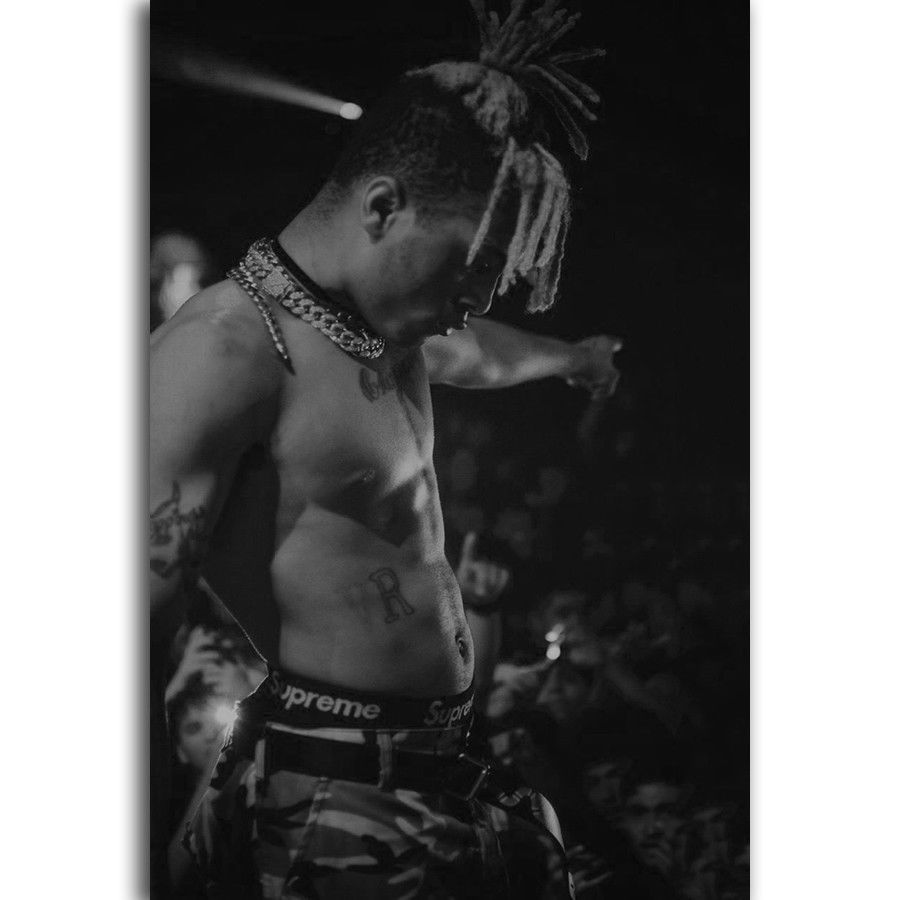 New Silk Poster Custom XXXTentacion Rapper Wall Decor