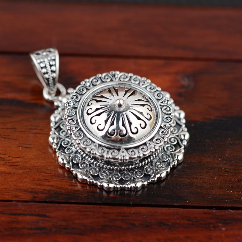 S925 sterling silver wholesale silver style text Pendant S925 sterling silver wholesale silver style text Pendant