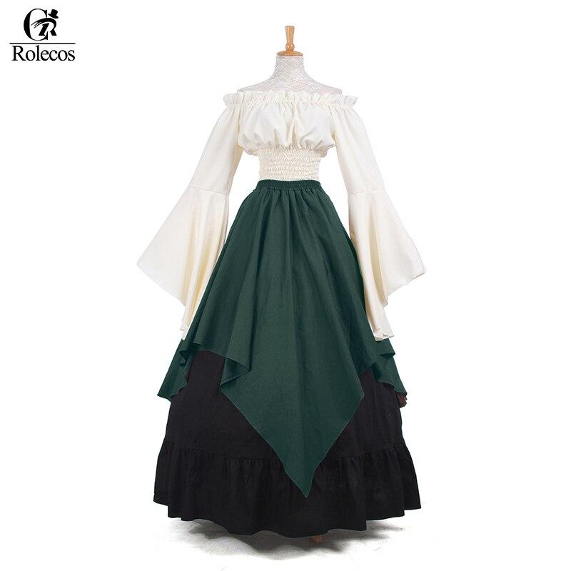 Medieval Renaissance Woman Costume