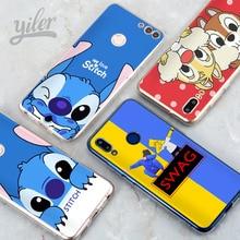 Coque Stitch for Huawei Mate 10 Lite Case P Smart Cases P20 lite P8 P9 P10 9