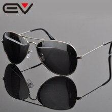 2015 Caliente Marca Material de Aviación gafas de Sol New America Hombres Deportes Al Aire Libre gafas de Sol gafas de Caja Libre y el Paño de gafas de sol EV0833