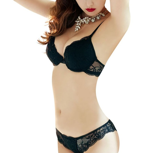 71e4c65ae711d ETOSELL Hot Sexy Ondergoed Vrouwen Kant Borduurwerk Bh Sets Lady Nieuwe  vrouwen ondergoed set slipje lingerie