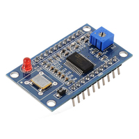 New Style IC AD9850 DDS Signal Generator Module 0 40MHz 2 Sine Wave And 2 Square