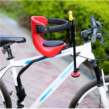 Hot Sale 2019 New Mountain road bike child safety seat Child bicycle front chair suitable for 0-6 years old baby hits shine professional child s bike kid bicycle cycling safety for children age 20 month to 4 years old health bicycle 12 inch