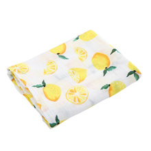 Cotton Baby Blanket Flamingo Soft Multi-functional Muslin Baby Blankets Bedding Infant Swaddle Towel For Newborn Swaddle Blanket