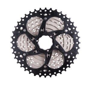 Image 2 - ZTTO 9 מהירות קלטת 11 40 T רחב יחס Freewheel אופני הרי MTB אופניים קלטת גלגל תנופה סבבת תואם עם sunrace