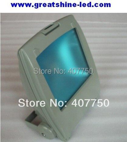 Бесплатная доставка в Западной Европе Wi-Fi управления DMX 24 В 4 провода RGB 50 Вт Светодиодный прожектор 5 шт./лот используется для склады и мастер...