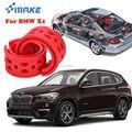SmRKE для BMW X1  высокое качество  передний/задний автомобильный амортизатор  пружинный бампер  силовая Подушка  буфер