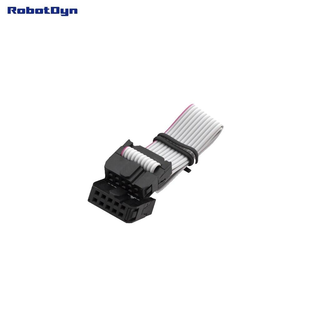 IDC-wire-2x5-FF==12(300mm)