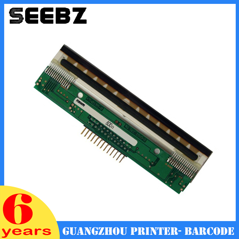 SEEBZ Printer Supplies Original Brand New Thermal Printhead Barcode Print Head 203dpi For Zebra T402 2742 7421 free shipping new compatible zebra s600 printhead g44998 1m oem s600 printhead printer head 203dpi barcode printer head