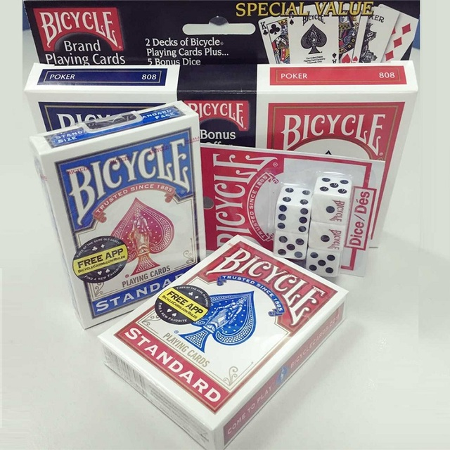 Bicycle Standard Playing Cards - HOT Popular Items