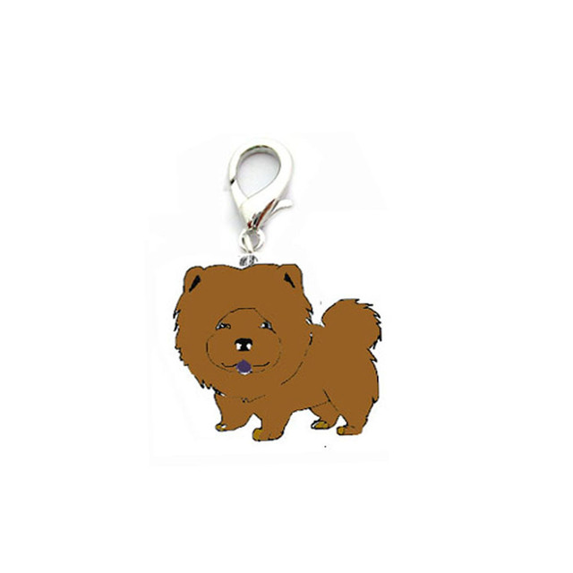 Metal  Dog Cat Pet collar Necklace Tag Disc Disk Pet ID Enamel Accessories Cute  Pendant Lovely Pet Jewelry Supplies Decor F912
