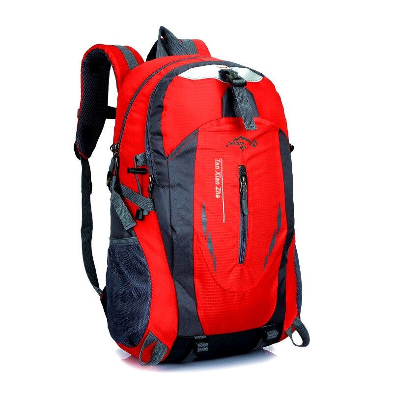 Sacs à dos d'escalade de voyage sacs de voyage pour hommes sacs à dos de randonnée imperméables sac à dos de Camping en plein air sac de Sport pour hommes