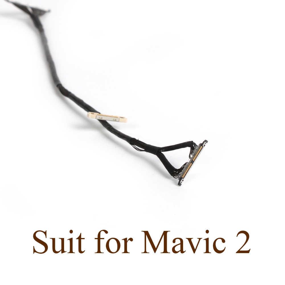 Видеопровод кабель гибкий плоский сигнальный провод электронной части Аксессуары для GPS передачи Профессиональный инструмент для ремонта для DJI MAVIC 2
