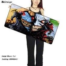Mairuige Shop Comics Batman Spawn Joker Mouse Pad High-end Pad Notbook Computer