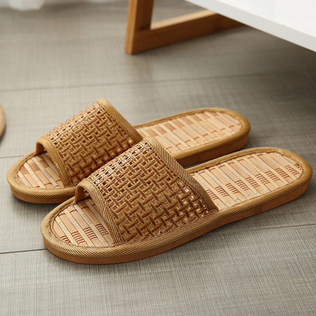Bamboo Fur Slippers 3