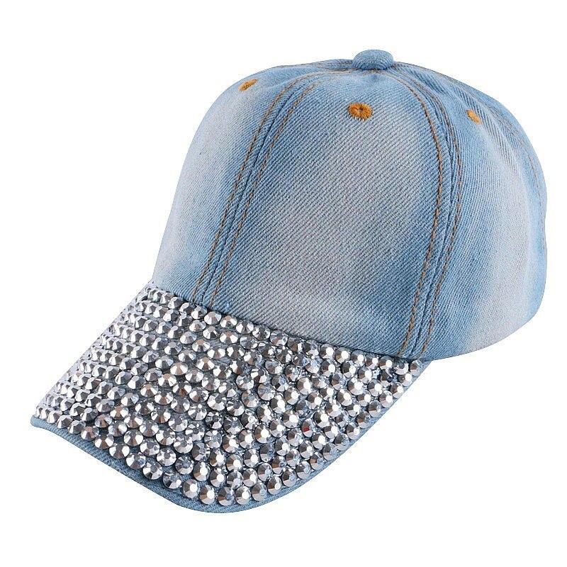 wholesale children fashion novelty baseball cap hat 4 12 years jean denim cute  snapback hat boy girl casquette gorras-in Baseball Caps from Apparel ... 3681cb1f877b