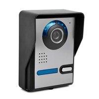 NEW Wireless Wifi DoorBell Video Camera Viewer NightVision Phone Ring Bell Rainproof Home Security Door Intercom