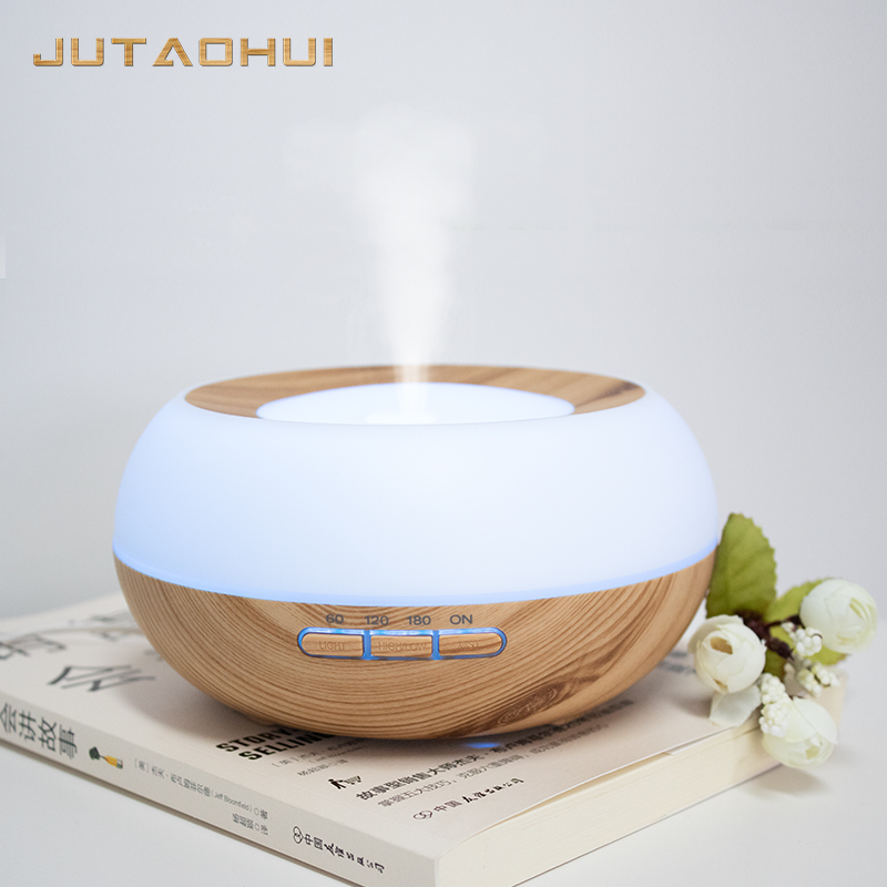 Essential Oil Diffuser 300ML Air Humidifier Aroma Lamp Aromatherapy Electric Ultrasonic Aroma Diffuser Mist Maker