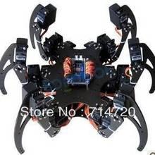 Спайдер робота Комплект с 18 сервоприводы и 32-канальный servo Мотор Управления драйвер платы