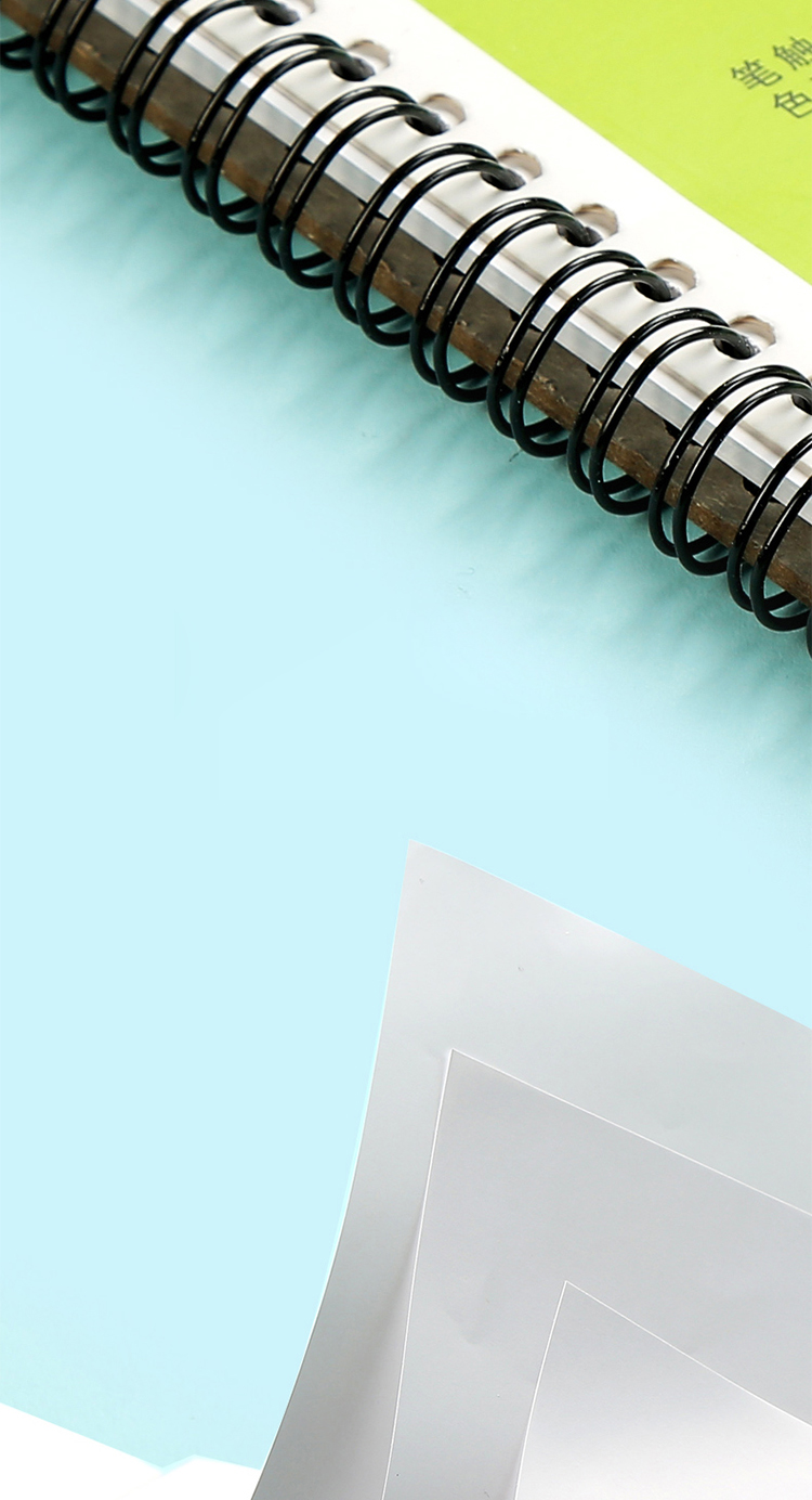 100g/m2 Markers Paper School 12