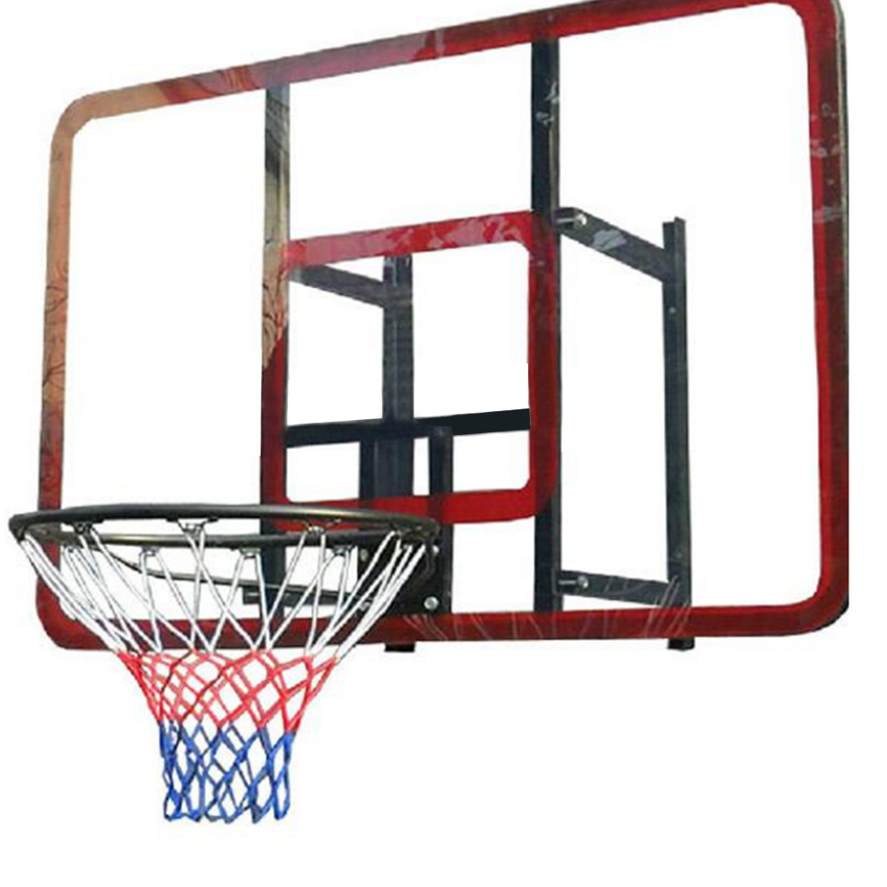 Universal Colorful Polypropylene Basketball Basket Mesh Net Outdoor Indoor