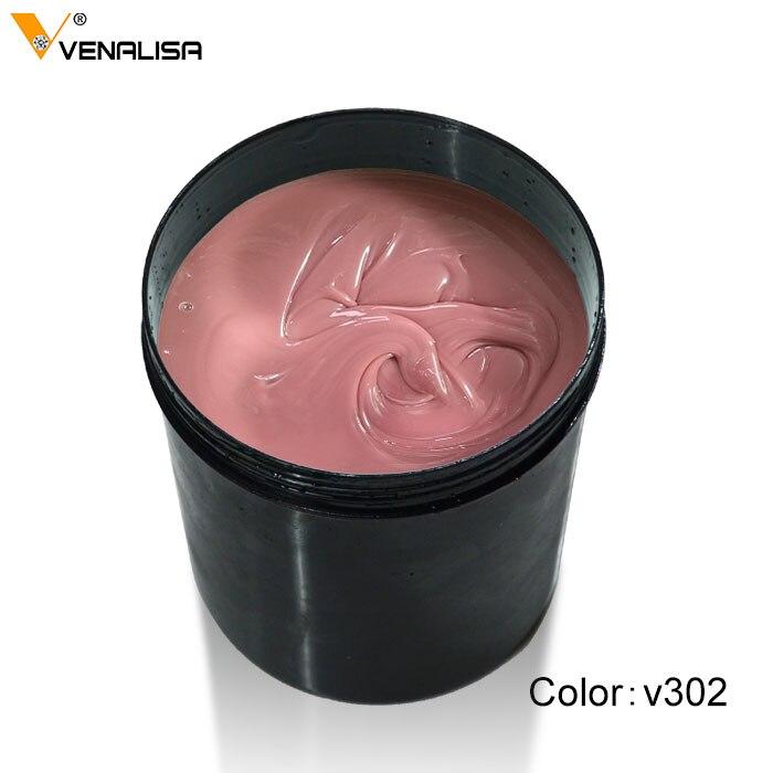 CANNI UV Builder เจล 1 กิโลกรัมแพคเกจจำนวนมากภาษาฝรั่งเศสคำ Art Salon คริสตัลโปร่งใสเล็บ Hard 12 Camouflage Jelly สี UV LED เจล-ใน เจลสำหรับเล็บ จาก ความงามและสุขภาพ บน   2