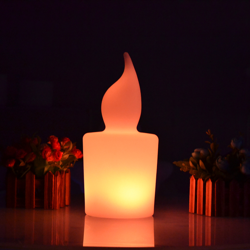 big LED Candle light-slong light (4)