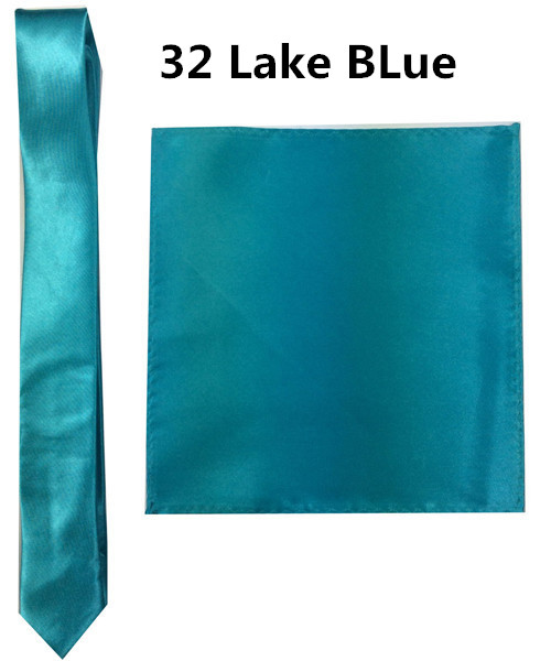 32 _  39 Colours Man Polyester Silk Pocket Sq. Tie Go well with Set Hanky Groom Wedding ceremony Fits Enterprise Handkerchief Necktie ZY186117 HTB1yoMayQSWBuNjSszdq6zeSpXa2